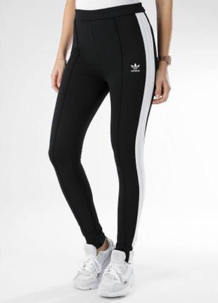 Женские спортивные штаны, adidas Originals Pants Black (DU9721)