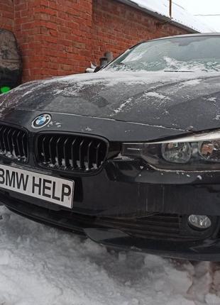 Разборка БМВ BMW HELP F30 USA 320 N20B20B Aкпп 2015 17 тысяч миль