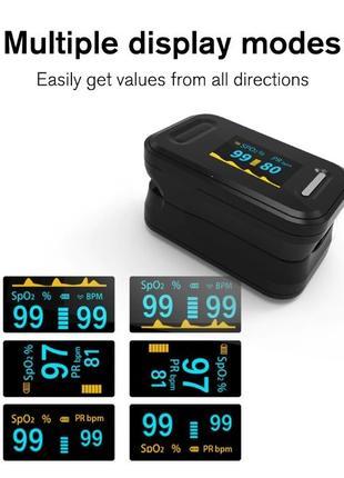 Оximetеr. Новый, брендовый измеритель кислорода в крови (YK-81)