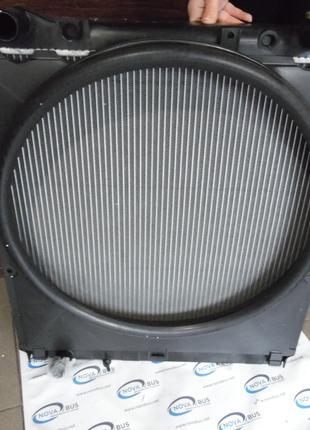 Радиатор основной для Богдан Атаман Isuzu, 4HK1 е 3,4.5 оригинал