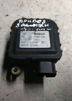 Привод заслонки печки Opel Astra G 0132801134