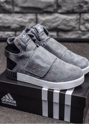Adidas Tubular Invader FUR