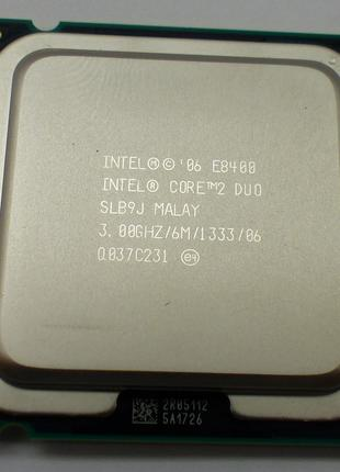 Intel Core 2 Duo E8400 3.0 Ghz s775