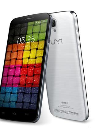 Смартфон UMI EMAX 8Core MT6752, 4G, 1920x1080, 2/16Gb + Бампер