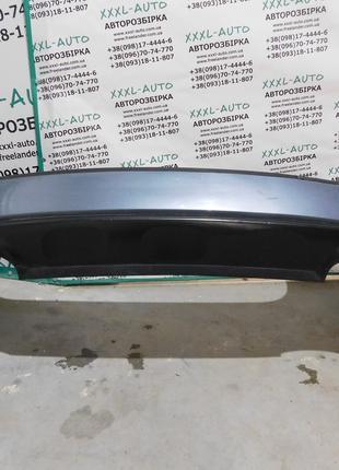 Бампер задній (голий) Hyundai Santa FE II 2006-2009 866112B020