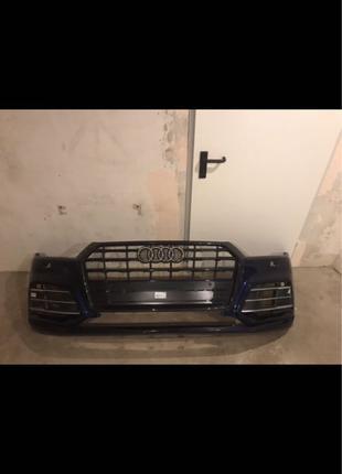Бампер передняя комплектный Audi Q5