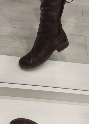Зимнии ботинки 39 размера