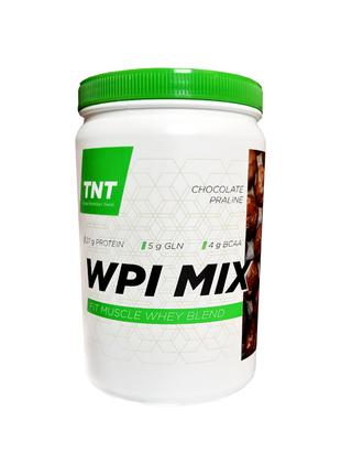 WPI MIX Isolat  Гидролизованный изолят + Казеин), Польша1 кг