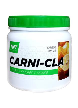 CARNI-CLA Эффективный Жиросжигатель на основе карнитина 0,5 кг