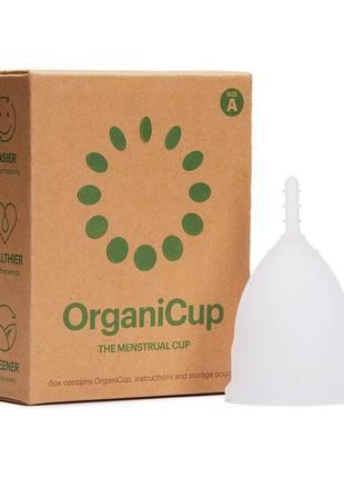 Менструальна чаша OrganiCup