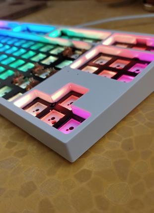 Everglide sk87 - механическая клавиатура hot swap | кастом pcb mo
