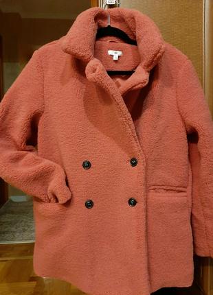 Куртка шуба оверсайс