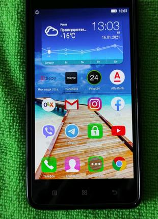 Смартфон Lenovo S90-a в ідеальному стані