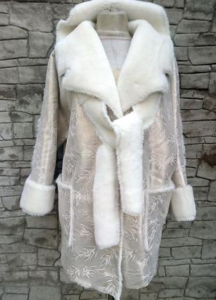 Куртка - мех внутри