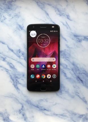 Motorola Moto Z2 Force Black 64 Gb xt1789-01 (#1818)