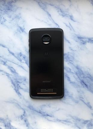 Motorola Moto Z2 Force Black 64 Gb xt1789-01 (#1817)