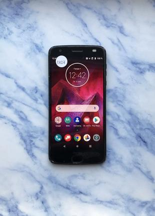 Motorola Moto Z2 Force Black 64 Gb xt1789-01 (#1807)