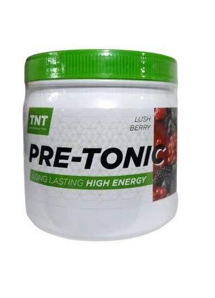 PRE-TONIC Энергетический высоко-калорийный напиток Польша 0,5 кг