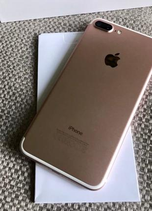 Продам iPhone 7 plus 128gb оригинал