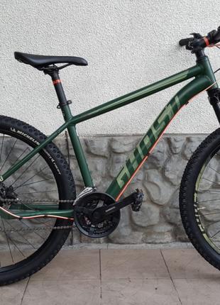 велосипед Ghost Kato2 на 27.5 калесах,Гидравлика,обвес Shimano