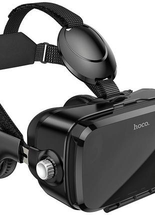 3D окуляри віртуальної реальності HOCO VR DGA03, чорні