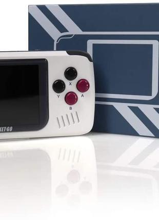 Портативная консоль bittboy pocket go міні ігрова приставка
