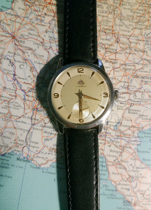 ALME (Swiss Made) швейцарские точные мужские механические часы