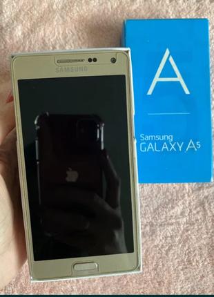 Samsung A5 Gold 2015