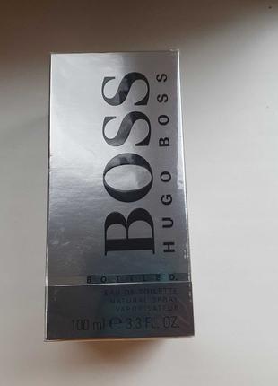 Мужской парфюм hugo boss