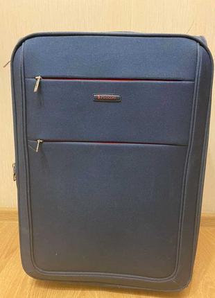 Средний чемодан на колёсиках ANDREA PUCCINI