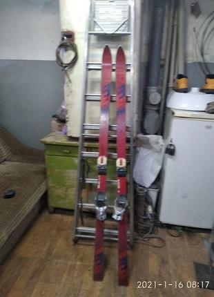 Лыжи горные ELAN 170см