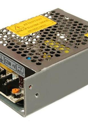PAS-36 36W  Импульсный блок питания с одним выходом 12 вольт 3А