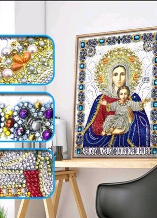 Алмазная мозайка вышивка