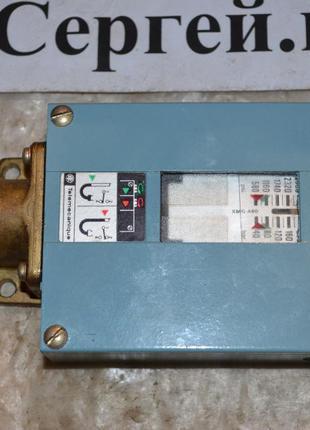 Регулятор давления(переключатель) , тип XMG-A60, под давление 40-