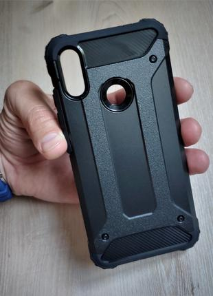 Чехол-бампер защитный Xiaomi Redmi Note 7