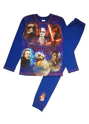 Пижама на мальчика lego wear star wars звездные войны 140см.