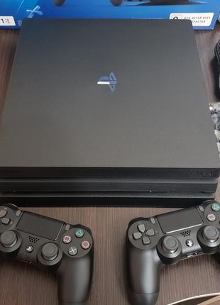 Sony Playstation 4 Pro 1TB 56 Игры Игровая Приставка