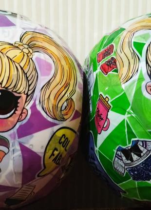 Кукла Лол сюрприз в шаре