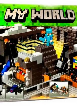 """Конструктор Bela """"Minecraft"""" (10470) (11136"""