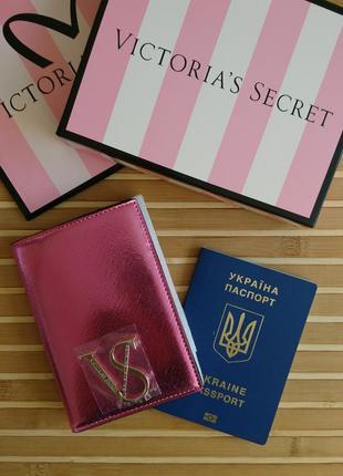 Обкладинка обгортка на паспорт - віктория сікрет vs оригінал v...