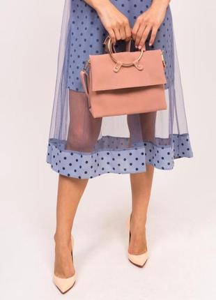 Стильная замшевая сумка, в разных расцветках