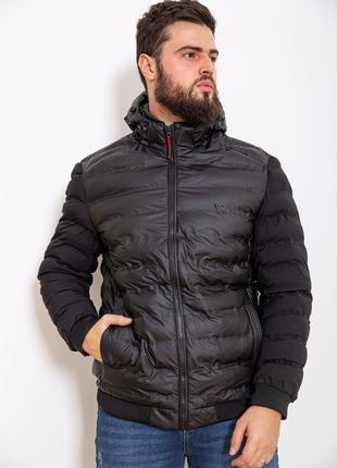 Куртка мужская, тёплая на меху, турция, наложенный платёж