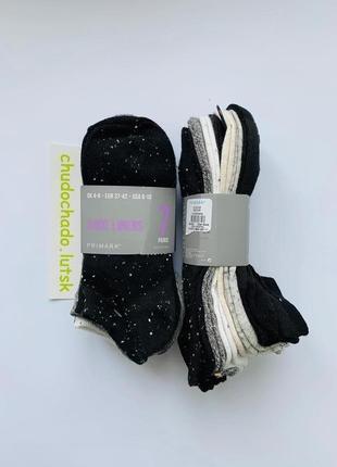 Носки женские примарк упаковка