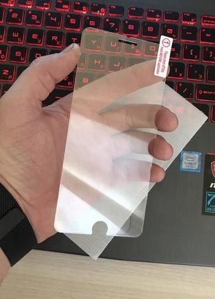 Защитное стекло на iphone 7 plus для айфон