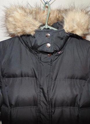 Пальто куртка натуральный пуховик перо пух michael kors оригинал