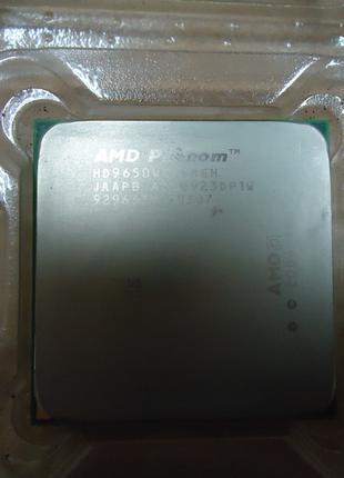 Процессор 4-ех ядерный AM2+ AMD Phenom X4 9650 ( L3 2048Kb)