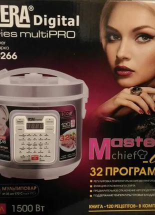 Мультиварка скороварка рисоварка пароварка OPERA 32 программ 6л