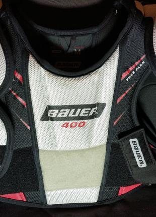 Нагрудник хоккейный Bauer 400