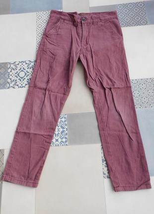 😎шикарные детские джинсы /slim denim co/  размер 7-8/128😎
