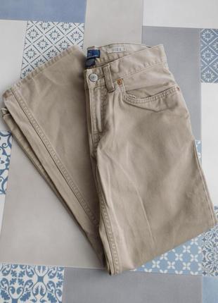 😎шикарные детские джинсы /ralph lauren/ размер - 8/128-134/😎